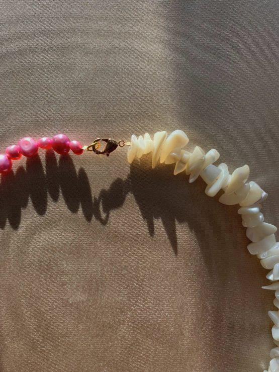 Fuchsia Pearls