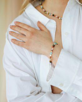 Confetti Bracelet & Confetti Pearls
