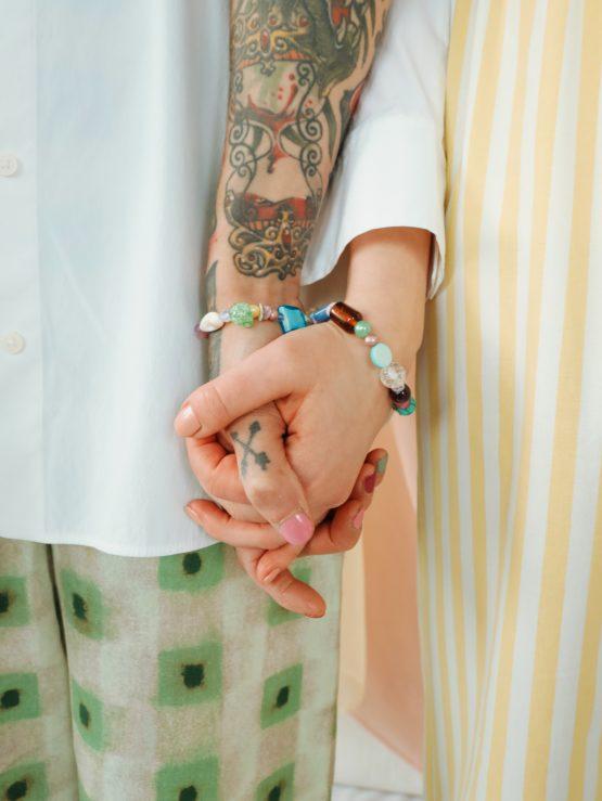 Funky Bracelet and Boogie Bracelet