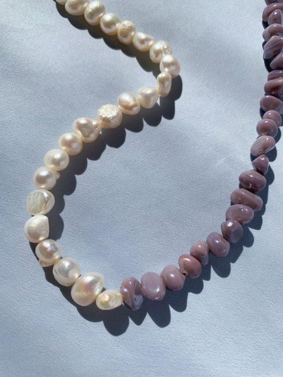 Lavender Pearls