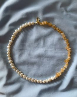 Citrine Pearls